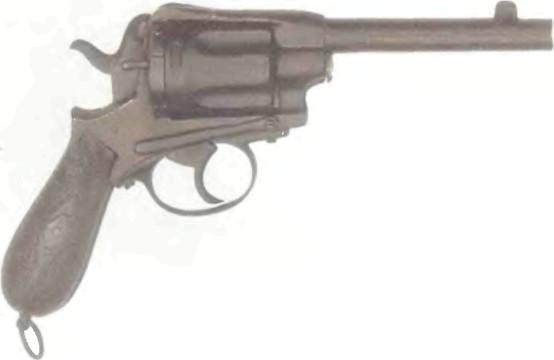 Австро-Венгрия: револьвер МОНТЕНЕГРИН ГАССЕР - фото, описание, характеристики, история