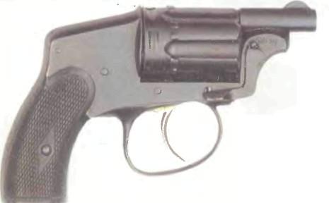 Бельгия: револьвер ГАЛАН BE ЛОДОГ - фото, описание, характеристики, история