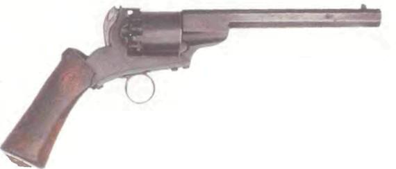 Бельгия: револьвер АДАМСА, КОПИЯ - фото, описание, характеристики, история