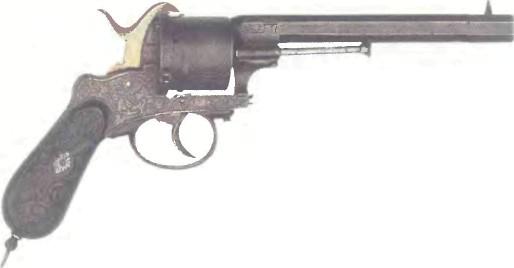 Бельгия: револьвер ШИЛЕЧНЫЙ КОНТИНЕНТДЛ - фото, описание, характеристики, история