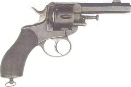 Бельгия: револьвер R.I.C. (КОПИЯ) - фото, описание, характеристики, история