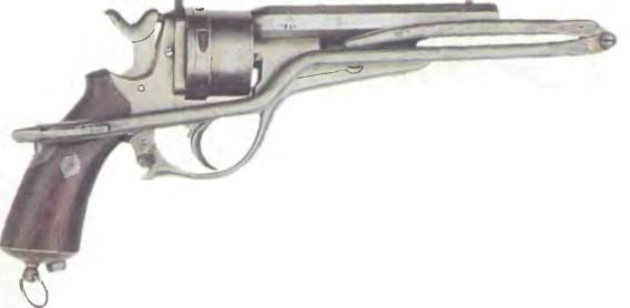 Бельгия: револьвер ГАЛАН-ТАЙП - фото, описание, характеристики, история