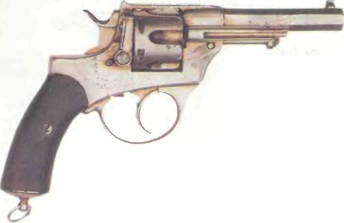 Бельгия: револьвер КАМЕЛОТ-ДЕЛЬВИНЬ - фото, описание, характеристики, история