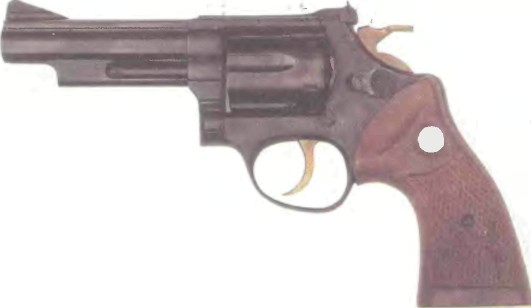 Бразилия: револьвер ТАУРУС МАГНУМ, модель 86 - фото, описание, характеристики, история