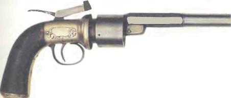 Великобритания: револьвер БЕЙКЕР ТРАНЗИШЭНЛ - фото, описание, характеристики, история