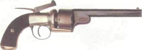 Револьвер БЕЙКЕР ГЭС-СИЛ, Великобритания - фото, описание, характеристики, история