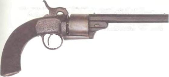 Великобритания: револьвер БИТТИ ГЭС-СИЛ - фото, описание, характеристики, история