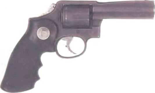 Великобритания: револьвер ЭДЖКАМ АРМЗ КОМБАТ ТЕН - фото, описание, характеристики, история