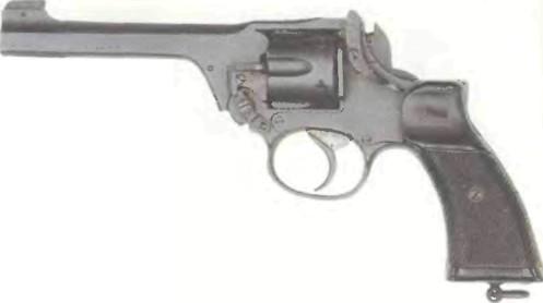Великобритания: револьвер ЭНФИЛД № 2 МК 1* - фото, описание, характеристики, история