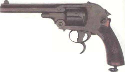 Великобритания: револьвер КАЙНОКА - фото, описание, характеристики, история