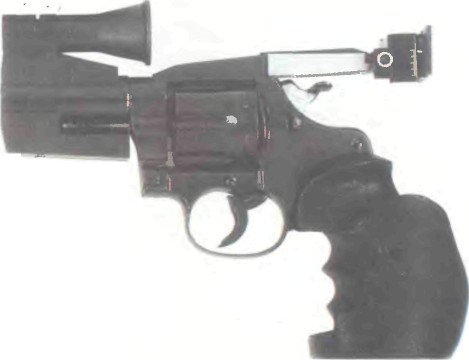 Великобритания: револьвер НОВЫЙ АРМЕЙСКИЙ ШИЛД калибра .450 - фото, описание, история