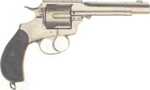 Великобритания: револьвер ВЕБЛЕЙ ЭКСПРЕСС, новая модель - фото, описание, характеристики, история