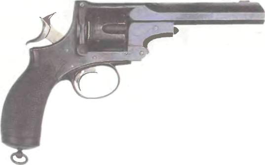 Великобритания: револьвер ВЕБЛЕЙ-ПРАЙС №4 - фото, описание, характеристики, история