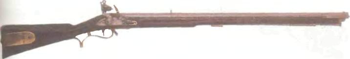 Великобритания: винтовка БЕЙКЕРА - фото, описание, характеристики, история