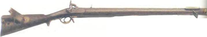 Великобритания: винтовка БРУНСВИК - фото, описание, характеристики, история