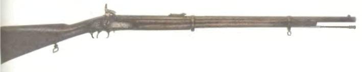 Великобритания: винтовка ЭНФИЛД 1853 ГОДА - фото, описание, характеристики, история