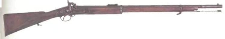Великобритания: винтовка КОРОТКАЯ ЭНФИЛД 1861 ГОДА - фото, описание, характеристики, история