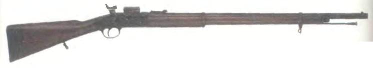 Великобритания: винтовка СНАЙДЕРА - фото, описание, характеристики, история