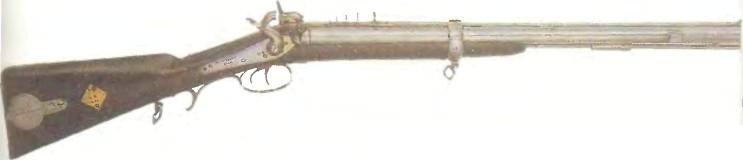 Великобритания: винтовка ДЖЕЙКОБСА - фото, описание, характеристики, история