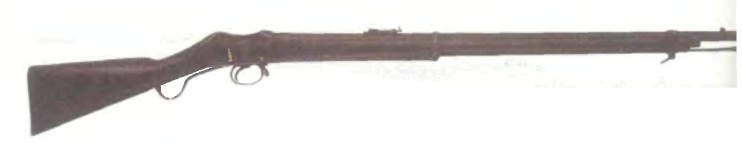 Великобритания: винтовка МАРТИНИ- ГЕНРИ - фото, описание, характеристики, история