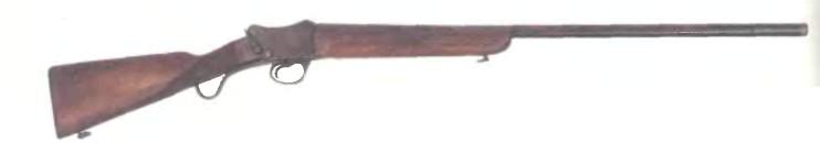 Великобритания: ружье ГРИНЕР GP - фото, описание, характеристики, история