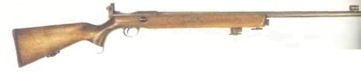 Великобритания: винтовка МАГАЗИННАЯ ЛИ-ЭНФИЛД МК III - фото, описание, характеристики, история