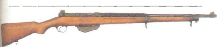 Великобритания: винтовка АВТОМАТИЧЕСКАЯ ВИКНЕРС (ПЕДЕРСЕН) - фото, описание, характеристики, история