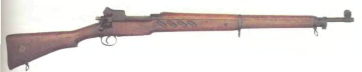 Великобритания: винтовка ОБРАЗЕЦ 1913 - фото, описание, характеристики, история