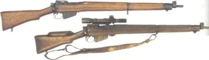 Великобритания: винтовка №4 - фото, описание, характеристики, история