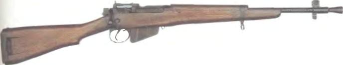 Великобритания: винтовка № 5 - фото, описание, характеристики, история