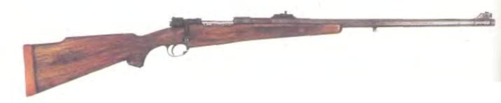 Великобритания: винтовка МАГАЗИННАЯ ХОЛЛАНД И ХОЛЛАНД калибра .458 - фото, описание, история