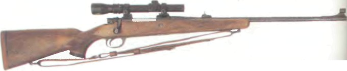 Великобритания: винтовка ЛАРКЕР-ХЕЙЛ, МОДЕЛЬ 81 - фото, описание, характеристики, история