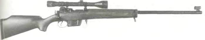 Великобритания: винтовка ЦЕЛЕВАЯ ЭНФИЛД L39A1 - фото, описание, характеристики, история