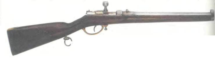 Германия: винтовка ИГОЛЬЧАТАЯ, ПРУССКАЯ МОДЕЛЬ 1849 - фото, описание, характеристики, история
