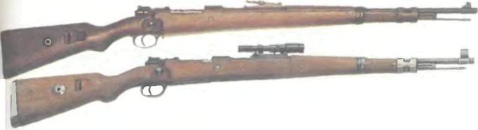 Германия: винтовка ГЕВЕР 98 - фото, описание, характеристики, история