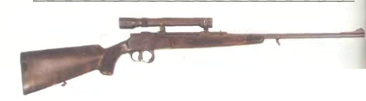 Германия: винтовка ГЛАЗЕР СИСТЕМЫ ХЕЕРЕН - фото, описание, характеристики, история