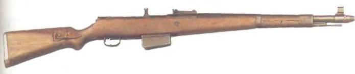 Германия: винтовка ГЕВЕР 41 (W) - фото, описание, характеристики, история
