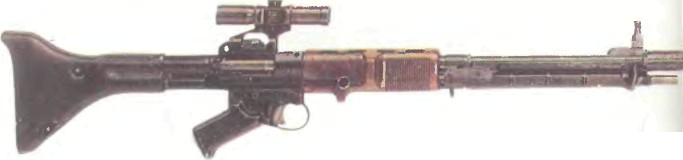 Германия: винтовка FG 42 - фото, описание, характеристики, история