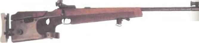 Германия: винтовка ВАЛЬТЕР КК МЭТЧ GX1 - фото, описание, характеристики, история