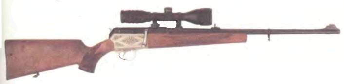 Германия: винтовка БЛАЗЕР УЛЬТИМАТЕ SR830 - фото, описание, характеристики, история