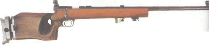 Дания: винтовка ШУЛЬЦ-ЛАРСЕН UIT - фото, описание, характеристики, история