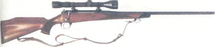 Дания: винтовка ШУЛЬЦ-ЛАРСЕН, МОДЕЛЬ 68DL - фото, описание, характеристики, история
