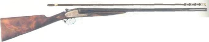 Испания: ружье AYA № 1 - фото, описание, характеристики, история