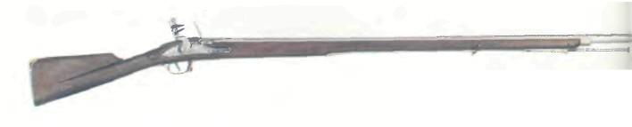 Италия: мушкет КРЕМНЕВЫЙ БРАУН БЕСС (копия) - фото, описание, характеристики, история