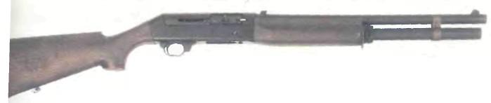 Италия: ружье БЕНЕЛЛИ, МОДЕЛЬ 121-М1 - фото, описание, характеристики, история