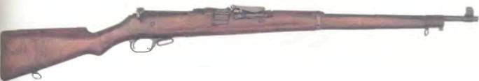 Канада: винтовка РОССА МК III - фото, описание, характеристики, история
