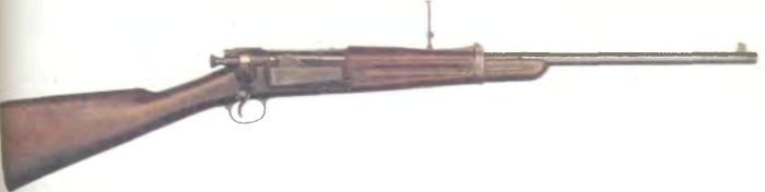Норвегия: винтовка КРАГ - ЙОРГЕНСЕН - фото, описание, характеристики, история