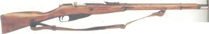 Россия: винтовка МОСИНА ОБРАЗЦА 1891/1930 годов - фото, описание, характеристики, история