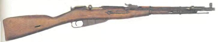 СССР: карабин ОБРАЗЦА 1944 года - фото, описание, характеристики, история