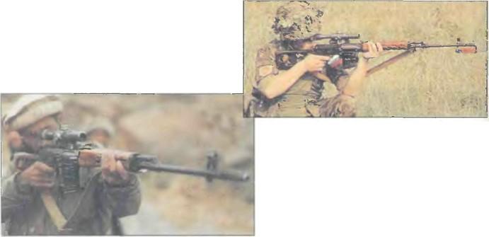 СССР: винтовка СНАЙПЕРСКАЯ ДРАГУНОВА (СВД) - фото, описание, характеристики, история